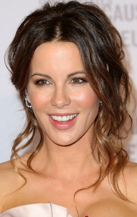 Kate Beckinsale Filler Injections On Her Lips