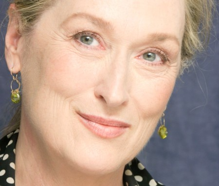 Meryl Streep After Laser Rejuvenation Treatments