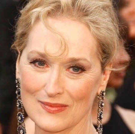 Meryl Streeps Skin Looks Plump Smooth And Youthful