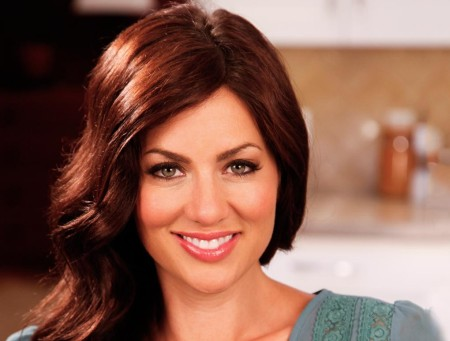 Shape of Jillian Harris' Nose Looks Corrected By The Raising Of The Nasal Bridge