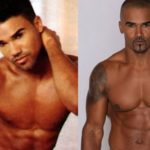 Shemar Moore Before And After Chest Reconstructions