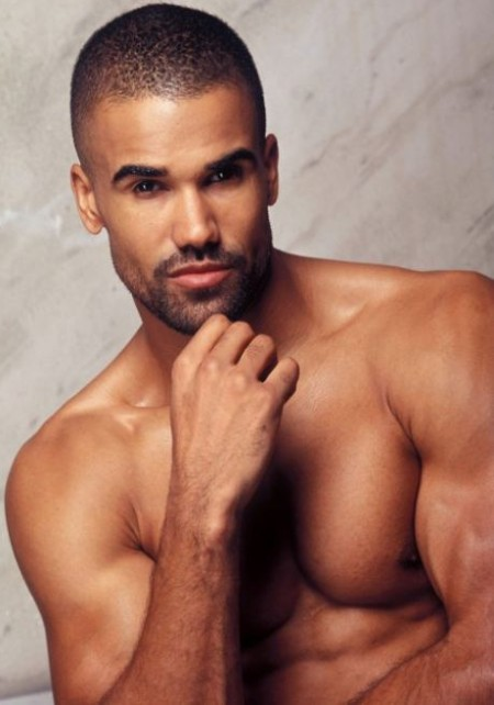 Shemar Moore Sexy Looks
