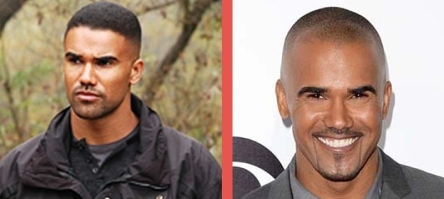 Slight Changes On Shemar Moores Look