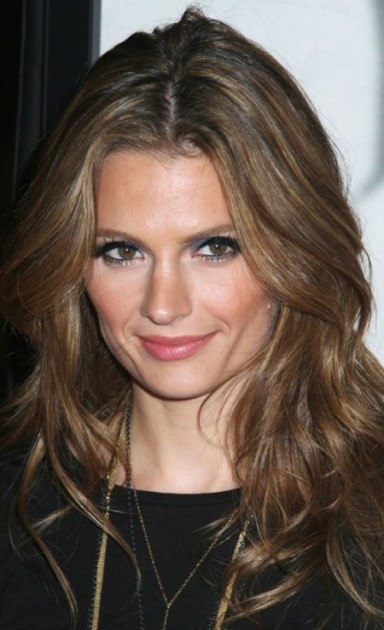 Stana Katic Sexy Looks 384x630