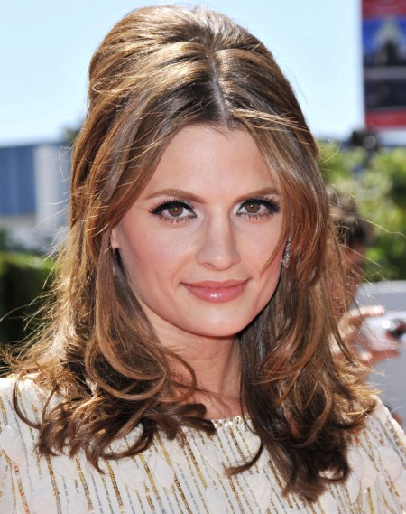 Stana Katic's New Nose Looks Good On Her