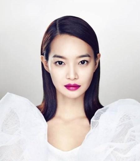 After Plastic Surgery Shin Min Ah Enhanced Her Looks