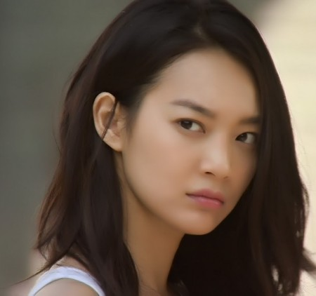 After Plastic Surgery Shin Min Ah's  Nose Does Adjusted For Her Face