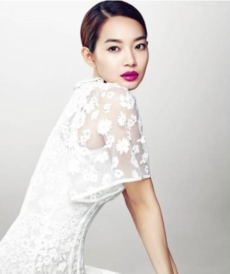 Shin Min Ah After Nose Job Looks Really Good
