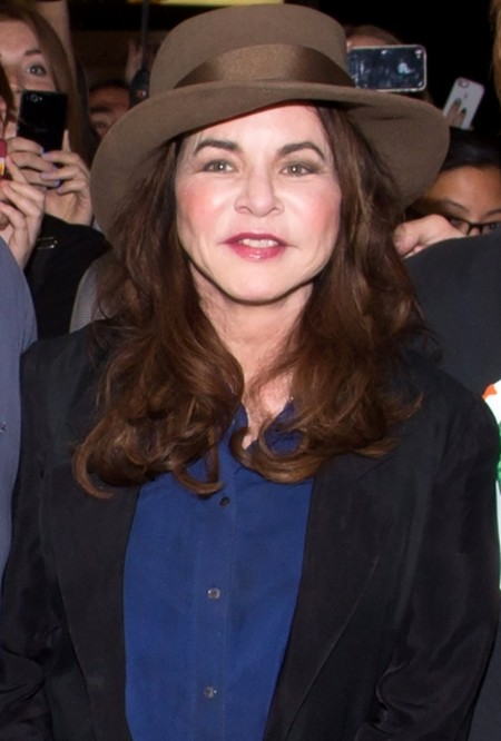 Stockard Channing After Botox Injection