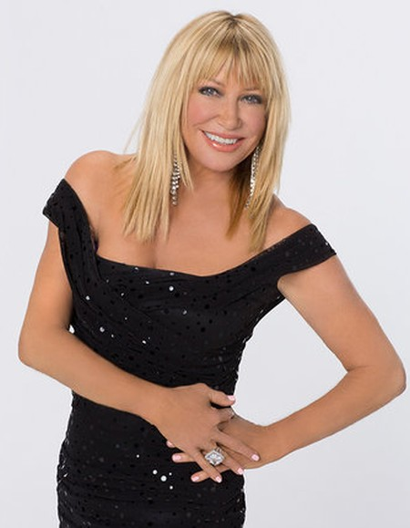 Suzanne Somers DWTS 2015