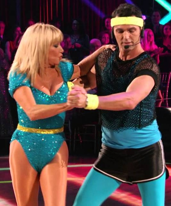 Suzanne Somers Dancing with the Stars