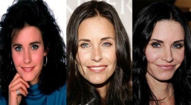 Courteney Cox Before and After 630x347