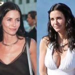 Courteney Cox Before and After Breast Implants 150x150
