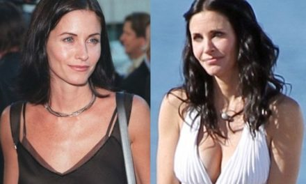 Courteney Cox Plastic Surgery Speculations Have Been Confirmed
