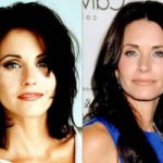 Courtney Cox Before And After Surgery