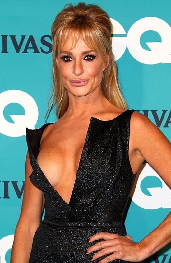Has Taylor Armstrong had boob job