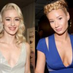 Iggy Azalea before and after breast implants