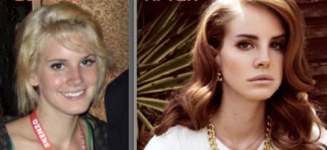 Could this be the case with Lana Del Rey plastic surgery?