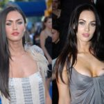 Megan Fox before and after boob job