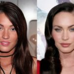 Megan Fox face before and after 150x150