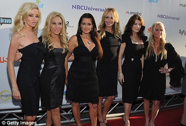 Taylor Armstrong and Real Housewives