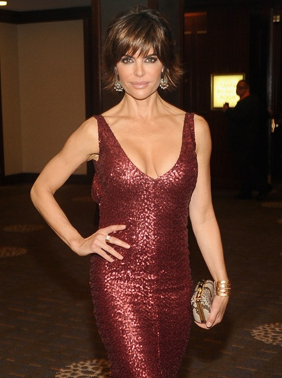 Lisa Rinna looking great