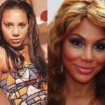 Tamar Braxton Plastic Surgery Before and After Photos