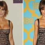 lisa rinna breast size in same dress 150x150