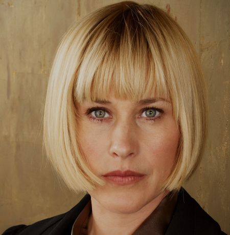 After Botox Injections There Are No Wrinkles On Patricia Arquette's Face