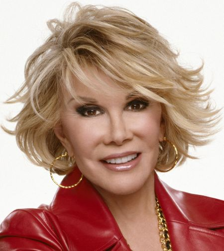 Joan Rivers After Neck Lifts