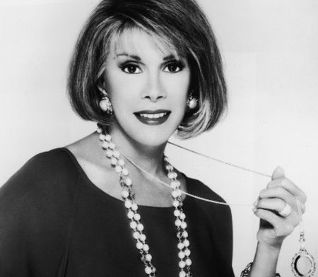 Joan Rivers Before Plastic Surgery