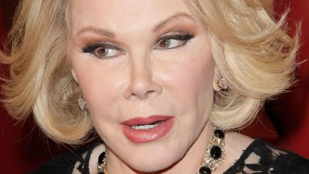 Joan Rivers Botox