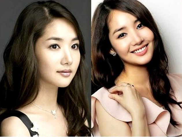 Park Min Young Before And After Photos