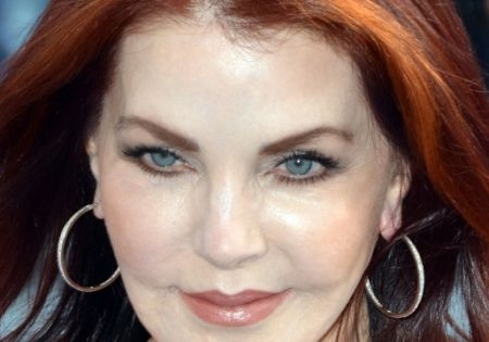 Priscilla Presley Brow Lift And Face Lift