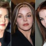 Priscilla Presley Transformation