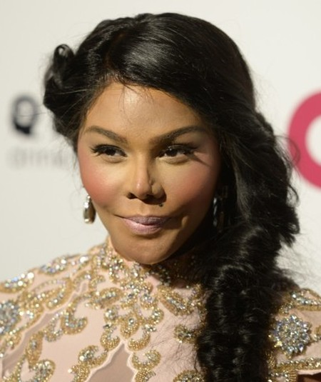 Lil Kim plastic surgery gone wrong