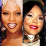 Lil Kim plastic surgery transformation 150x150