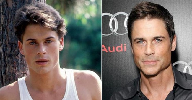 Rob Lowe Plastic Surgery Rumors