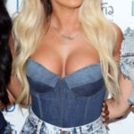 Aubrey after breast augmentation
