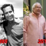 Chevy Chase and  Beverly D'Angelo Before and After