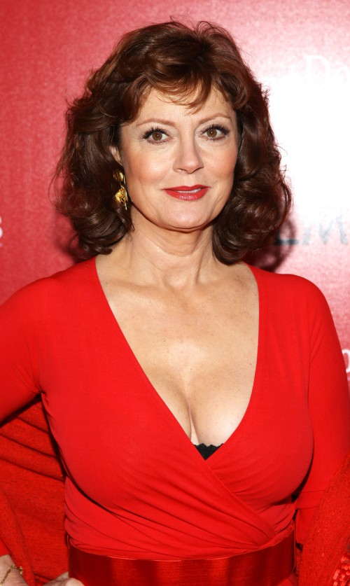 Susan Sarandon Plastic Suregry Success