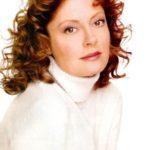 Susan Sarandon before Plastic Surgery