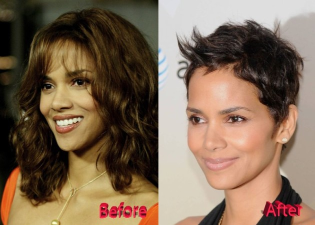 halle berry nose job surgery before and after 630x451