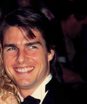Tom Cruise before