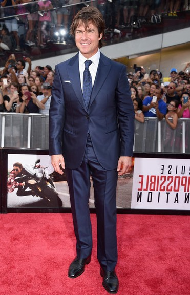 Tom Cruise plastic surgery