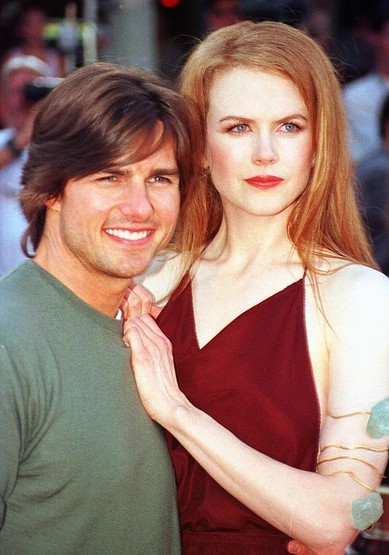 Tom Cruise teeth correction