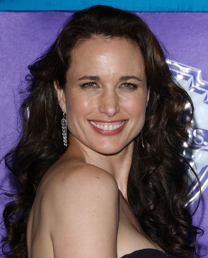 Andie MacDowell before and after plastic surgery