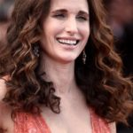 Andie MacDowell  boobs plastic surgery