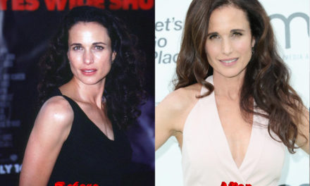 Facts, Rumors and Gossips About Andie MacDowell's Plastic Surgery