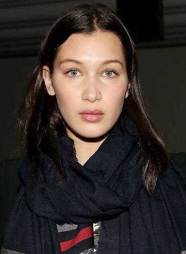 Bella Hadid After Cosmetic Surgery